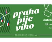 V Praze se uskuteční další ročník festivalu Praha pije víno 2020
