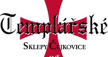 Templářské sklepy Čejkovice 1248 - logo