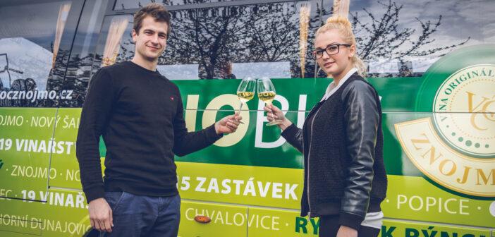 Sezóna Vinobusu odstartuje 1. července. S novinkami a v rámci Zadaxu