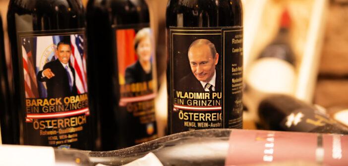 Jak se zdraví vínem, aneb jak upozornit světové vůdce