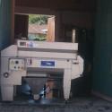 Mlýnkoodzrňovač LUGANA R1